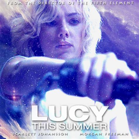 lucy  johansson scarlett amazing buzz