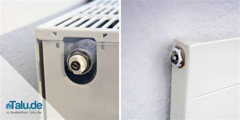 heizung entlüften ohne ventil alte und neue heizk 246 rper richtig entl 252 ften diy anleitung talu de
