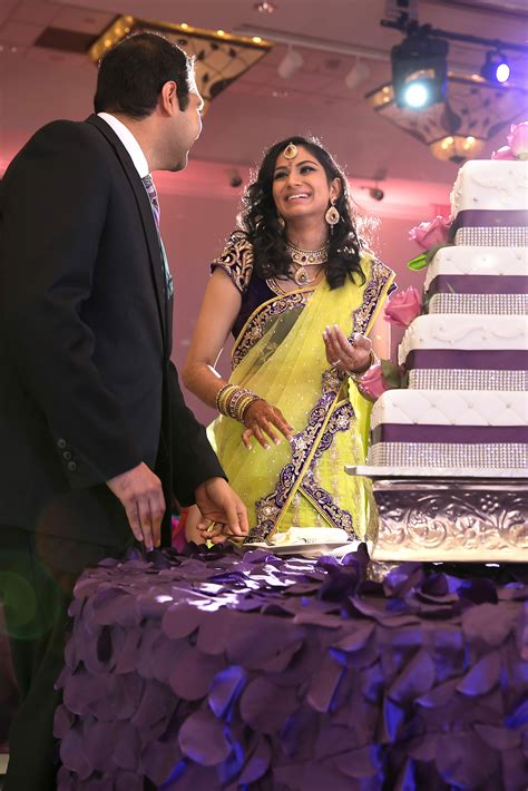 jeshika vishal atlanta indian wedding  ribha