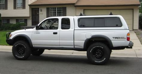 2001 single cab toyota tacoma 4x4 with cer shell search cing outdoors