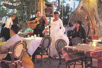 Bohemian Restaurant French Aruba Eclectic Surprise Core