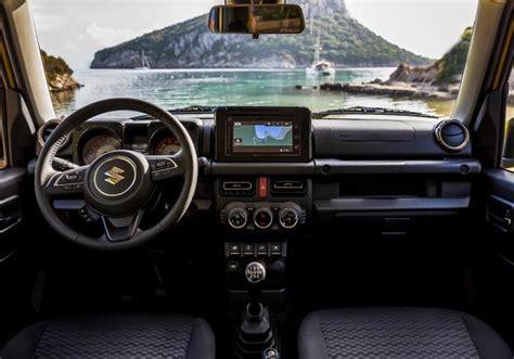 Interni Suzuki Nuova Suzuki Jimny Le Nostre Prime Impressioni Della