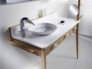 blog mobilier de salle de bain design par delpha With meuble salle de bain ecologique