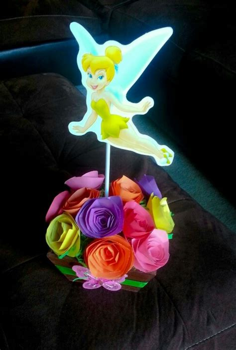 Tinkerbell Party Decoration Centerpiece