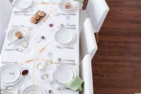 Dinner Party Seating Strategies Huffpost