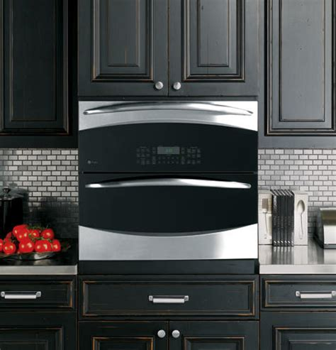 ges newest addition  single double wall oven