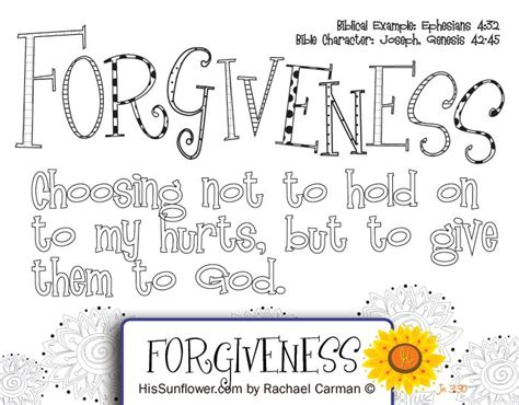 Best Popular Forgiveness Crafts For Sunday School