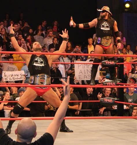 List Of Tna World Tag Team Champions Wikipedia