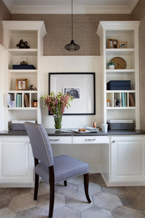 small desk area ideas pictures of the hgtv smart home 2016 kitchen pantry
