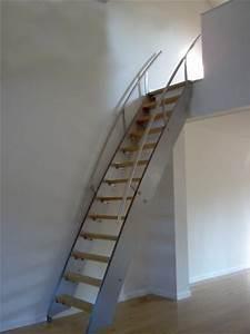 1000 idees sur le theme echelle de grenier sur pinterest With good escalier de maison exterieur 9 amenagement mezzanine