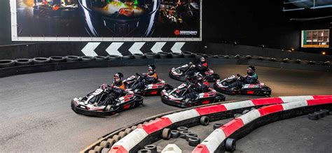 Nationwide 50 Lap Indoor Go Karting - Experience Days
