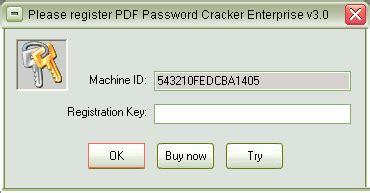 Pdf Password Crack Ent  Remove Digital Signatures And
