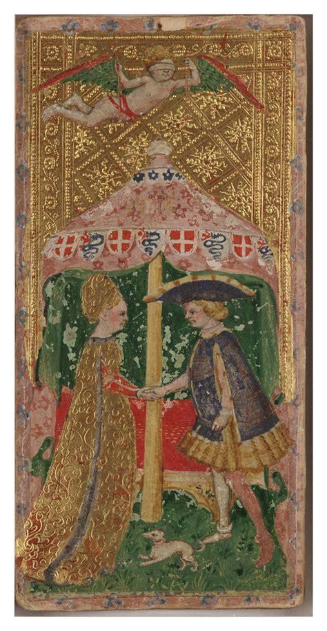 oldest tarot deck