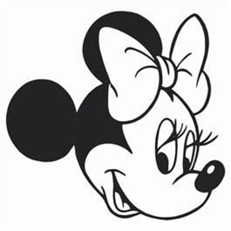 minnie mouse face bing images minnie mouse pinterest