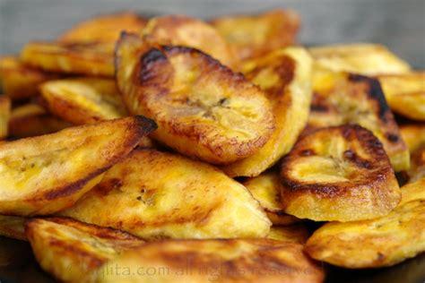 cuisine banane plantain frites de bananes plantain recettes de laylita