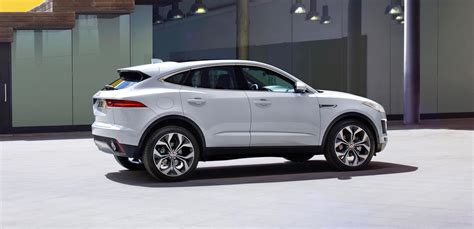 2018 Jaguar Epace Debuts With Two Fourcylinder Options
