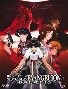 Neon Genesis Evangelion Death and Rebirth & The End of