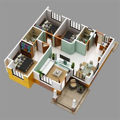 picture  modern bungalow house   floor plans