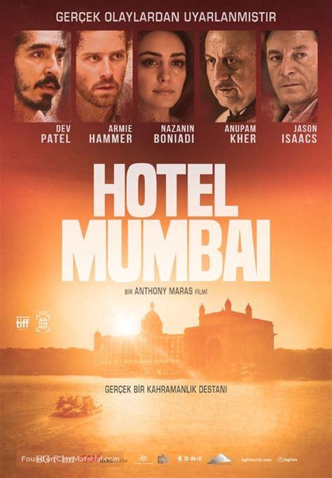 hotel mumbai turkish  poster