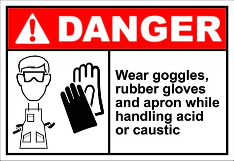 Pin By Instant Art On Ansi Safety Signs
