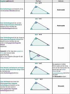 Trigonometrie Seiten Berechnen : l sungsstrategien f r sinus und kosinussatz ~ Themetempest.com Abrechnung