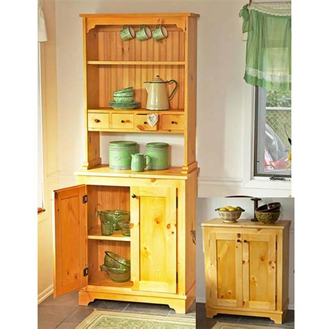 kitchen cabinet magazine country pine cabinet woodworking plan from wood magazine 2602