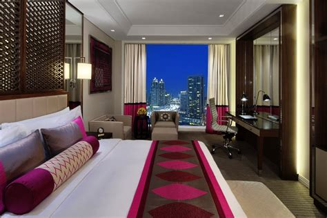 chambre d hotel dubai taj dubaï pourquoi choisir cet hôtel 5 du quartier du