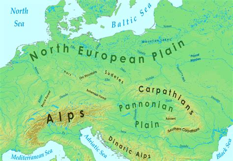 Central Europe Wikipedia
