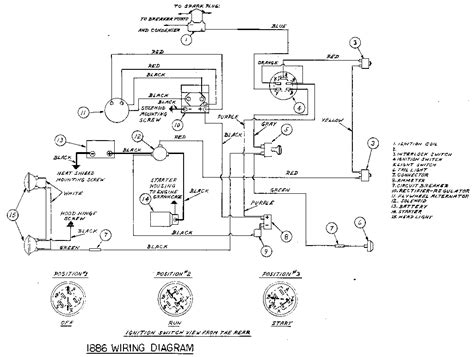 tractor wiring diagram wiring diagram for gs6500 tractor wiring free engine
