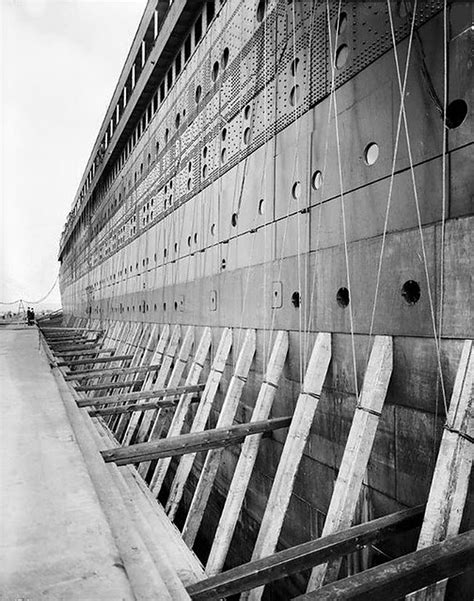35 Rare Photos of the Construction of the Titanic – Design