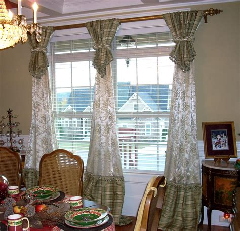 Drapery Ideas by Dining Room Drapes Design Ideas Breathtaking Dining Room