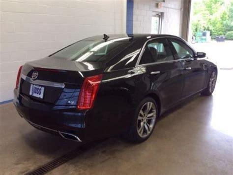 Sell Used 2014 Cadillac Cts 3.6l Twin Turbo Vsport Premium