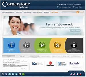CSOD | Cornerstone OnDemand on Behance