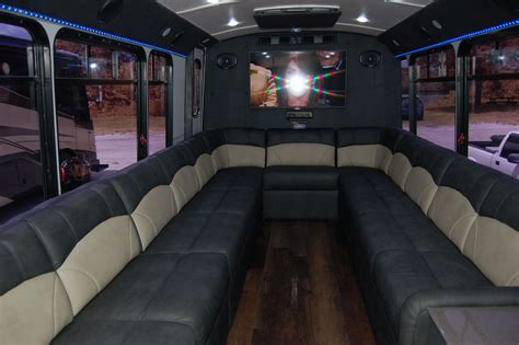 custom seating   party bus   party bus cool