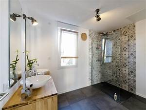 Les carreaux de ciment la tendance du moment for Carreaux douche