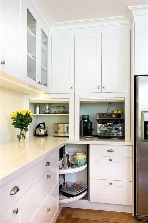 cuisiniste guing meuble cuisine angle un gain de place universel