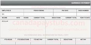 free create pay stub With free online paystub template