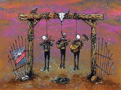 Muertos Los David Lozeau Dead Dia Encore