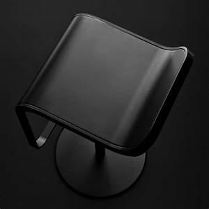 Küchenhocker Sitzhöhe 60 Cm : lapalma lem schwarz lackiert gebeizt barhocker sitzh he 66 79 cm ~ Whattoseeinmadrid.com Haus und Dekorationen