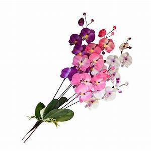 Fausse Fleur Deco : fausse orchidees ~ Teatrodelosmanantiales.com Idées de Décoration