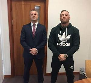 Conor McGregor ordered to pay speeding fine after being ...