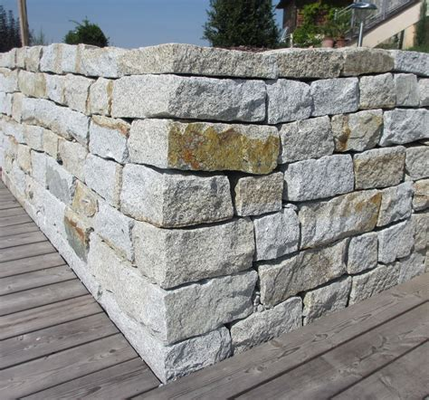 Trockenmauern Für Den Garten by Mauer Trockenmauer Stein Gartengestaltung Gartenbau