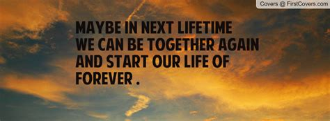 Starting A New Life Together Quotes