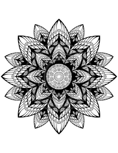 Found on phillewisart.zenfolio.com | Mandala coloring