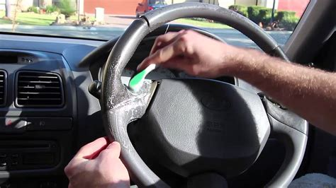 How To Clean Steering Wheel And Make It Shine Again?