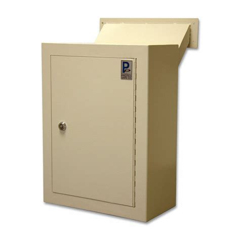 Protex Wall Mounted Indoor Drop Box Safe With Adjustable