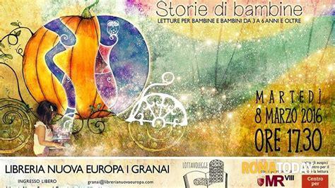 Libreria Europa Roma by Nonsolocenerentola Letture Per Bambini Alla Libreria
