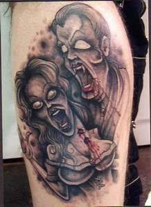 Vampire Tattoos | tattoo art gallery