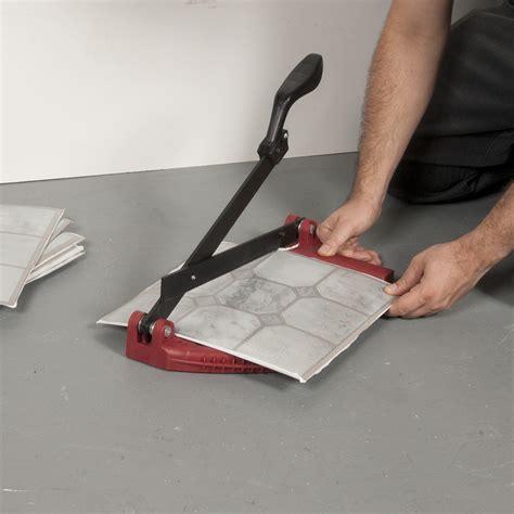 vinyl plank flooring tools 12 quot vinyl tile cutter roberts consolidated