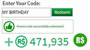Redeem code roblox — suche nach en code? hol dir alle